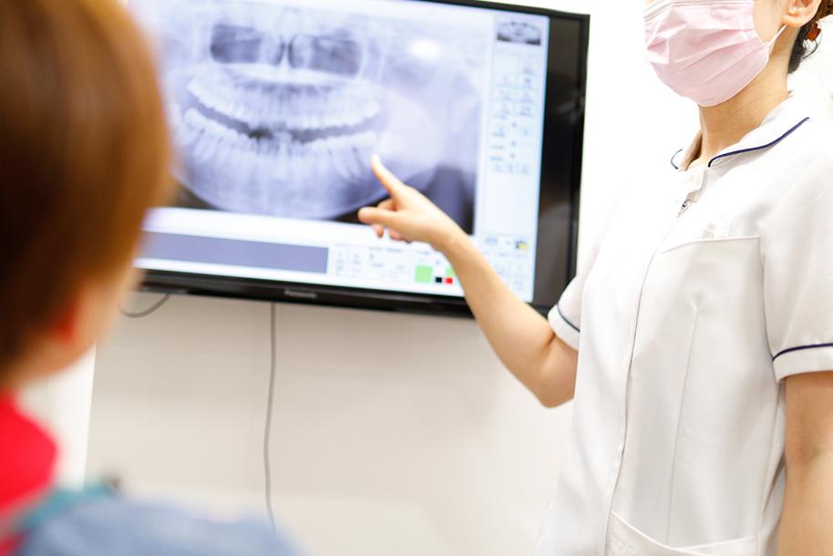 経験豊富な矯正歯科医が担当します